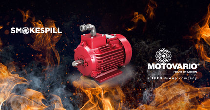 Discover the SMOKESPILL Motovario solution