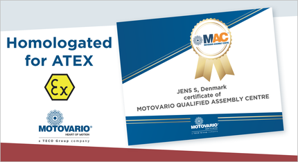 JENS S, a new ATEX type-approved MAC centre!