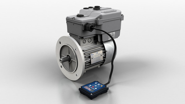 SPS IPC DRIVES in Nuremberg 2014: the latest development is called DRIVON