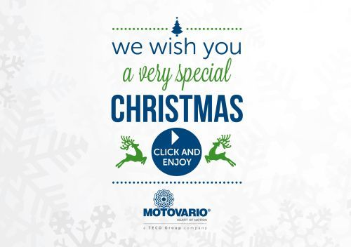 Motovario is going green this Christmas!