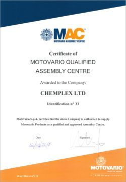 CHEMPLEX Ltd. becomes MAC, 16.01.2017