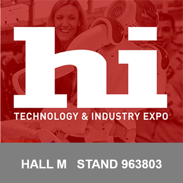 Jens S. Transmissioner A/S at hi Tech & Industry Scandinavia 2019