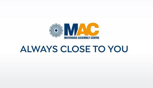 MAC, Motovario Assembly Centre: mehr als nur Kundendienst!