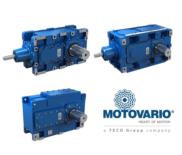 Gearmotors of MHD – Mid Heavy Duty series: perfect for medium-heavy duty industry