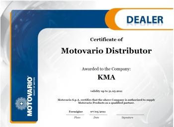 KEYHAN MASHIN ADAK nuovo distributore Motovario