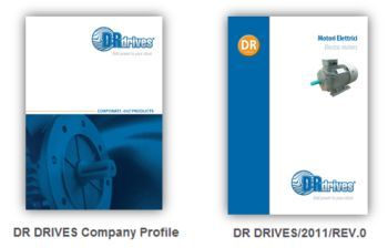 DRdrives new commercial offer and catalogues