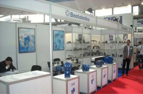 PACKTECH EXPO BALKAN 29th September/2nd October 2010