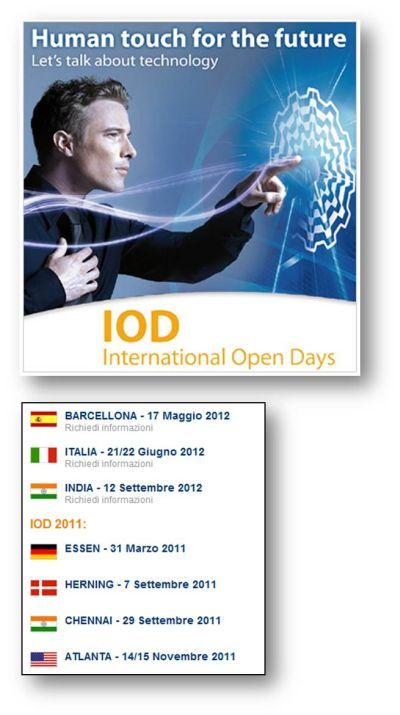 Motovario concludes 7 International Open Days