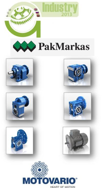PAKMARKAS - TECHINDUSTRY 2013