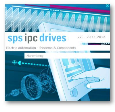 MOTOVARIO PARTECIPA ALLA FIERA SPS IPC Drives IN GERMANIA