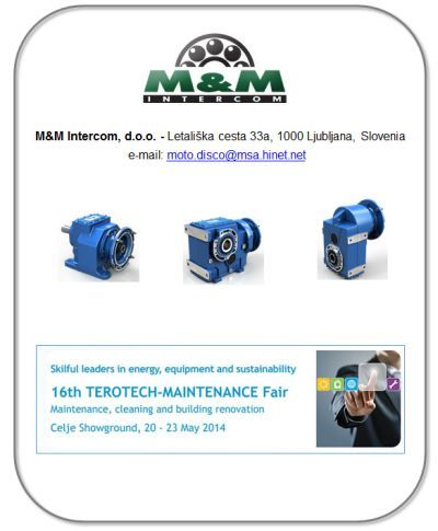 MM Intercom participates in Terotech 2014