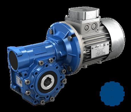 涡轮蜗杆减速机和组合元件