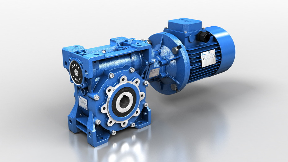 Worm Gear Reducers Combined And With Pre Stage Reduction