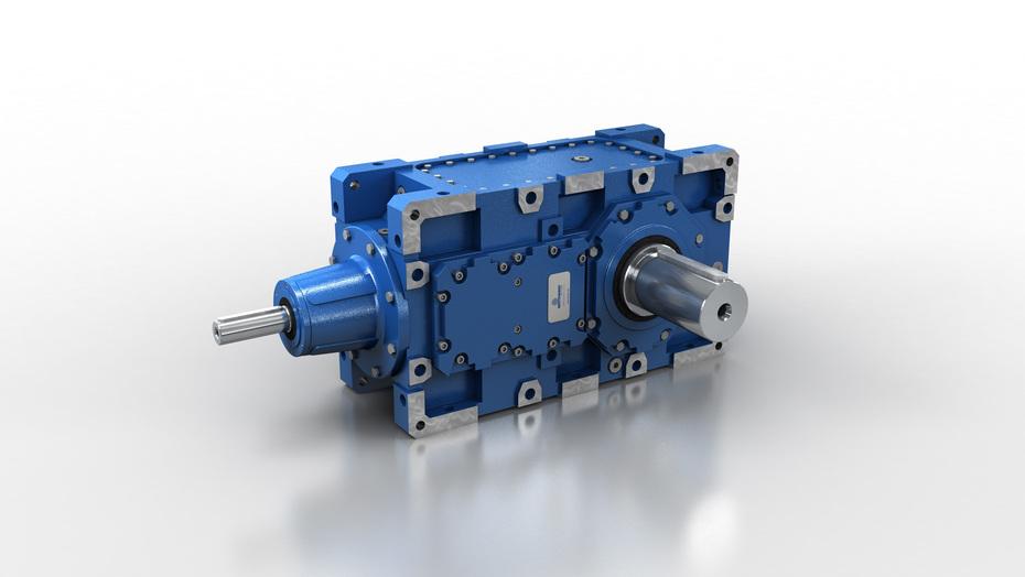 Mid-Heavy Duty gearboxes-  B3Z - PBZ