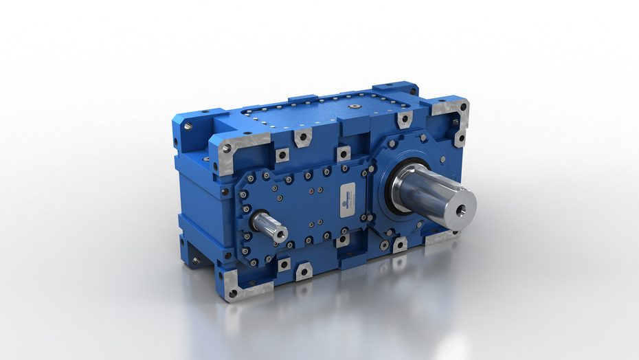 Mid-Heavy Duty gearboxes-  P3Z - PBZ
