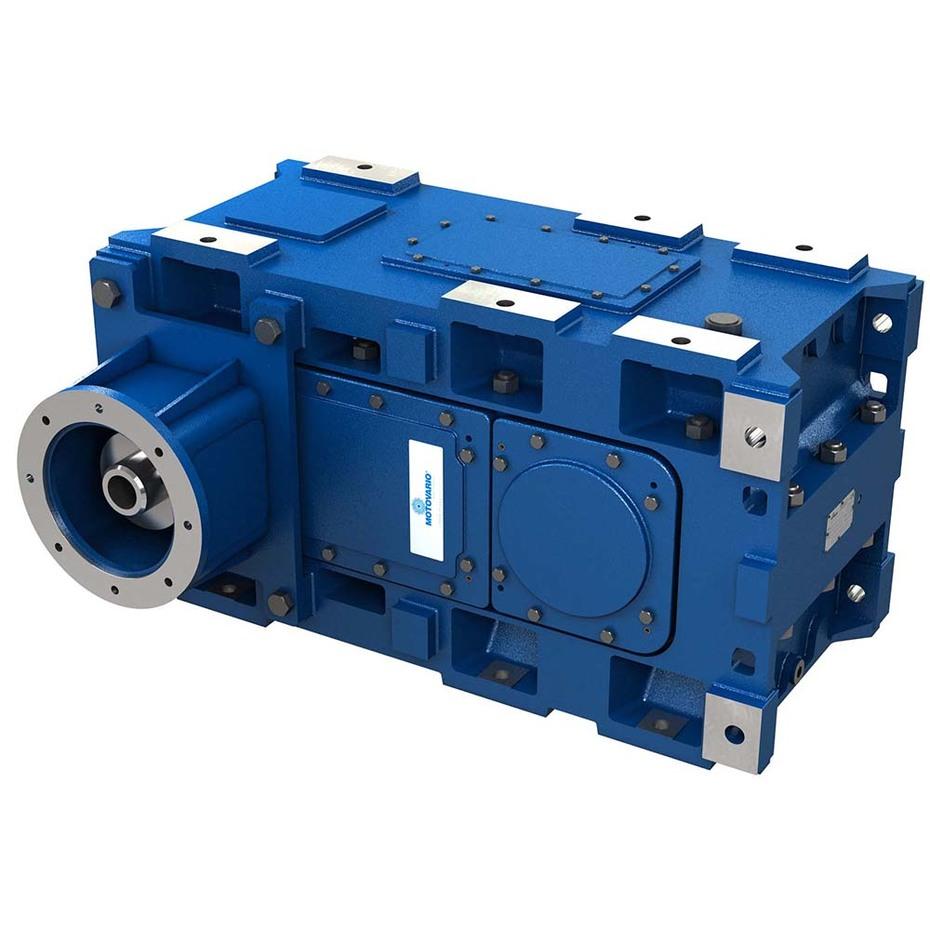 Mid-Heavy Duty gearbox