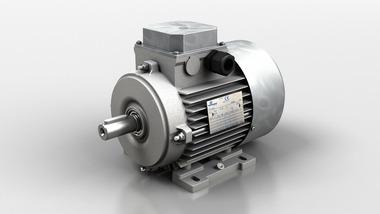 Zweipolige Drehstrommotoren/zweipolige Drehstrom-Bremsmotoren