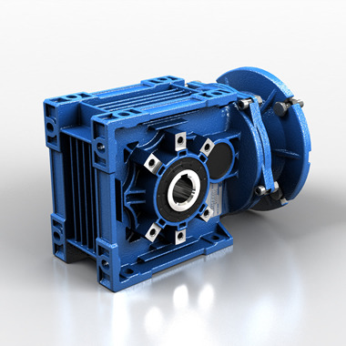 Helical bevel gear reducers - aluminium