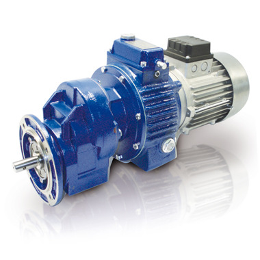 Motovariator-gear reducers - cast iron series